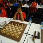 Nathaniel Faybish - U12 (score 4,5/11)