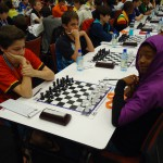 Jasper Beukema - U14 (score 6/11)