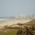 De kustlijn - Durban