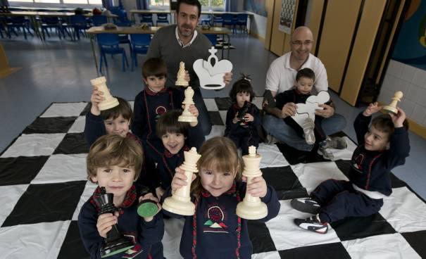 schoolschaken spanje 2