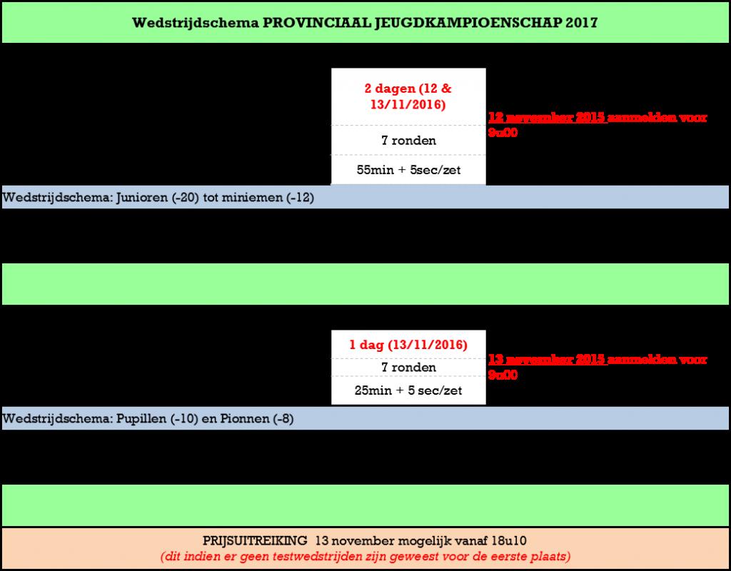 wedstrijdschema-provinciaal-jeugdkampioenschap-2017