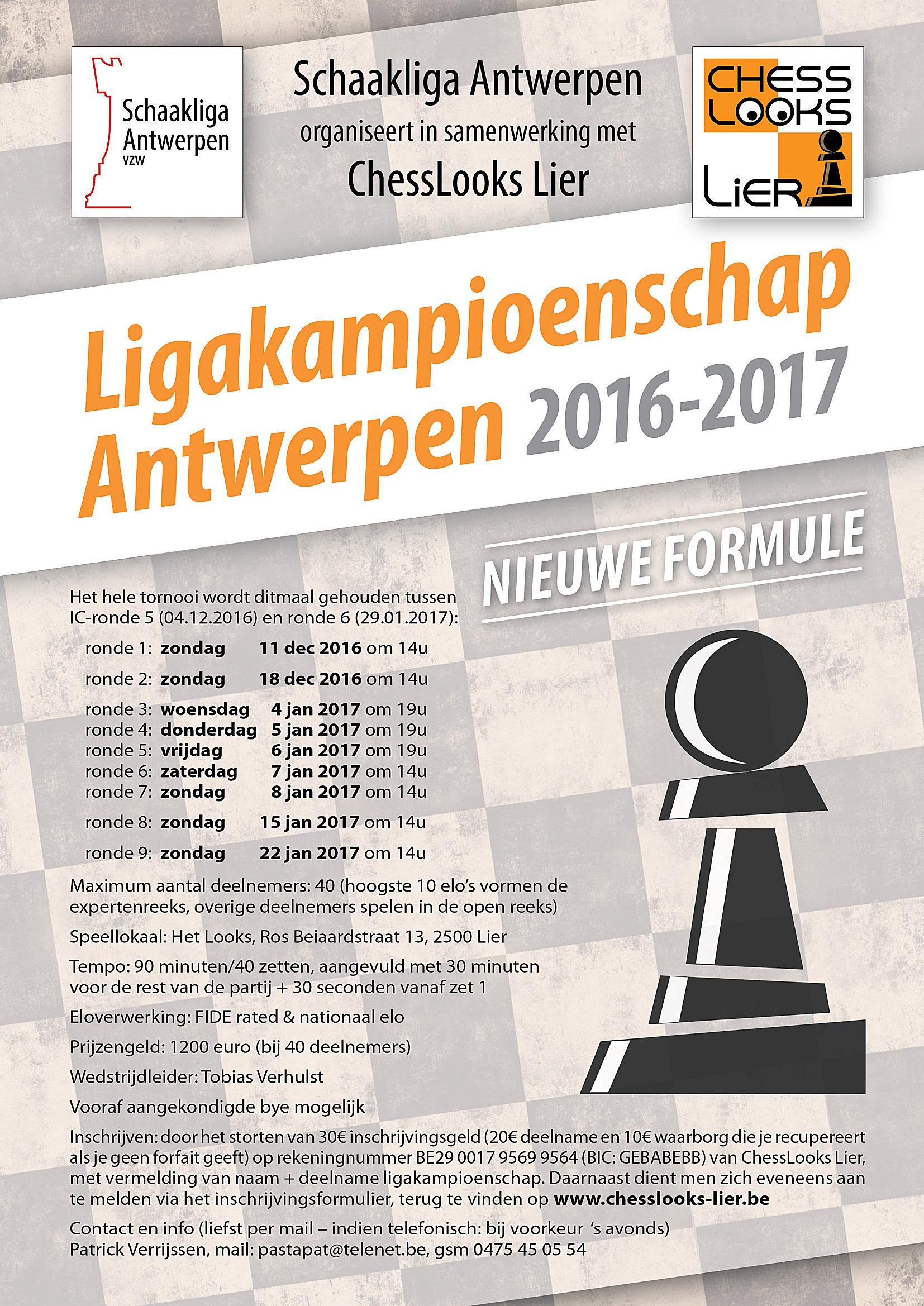 Ligakampioenschap 2016-2017